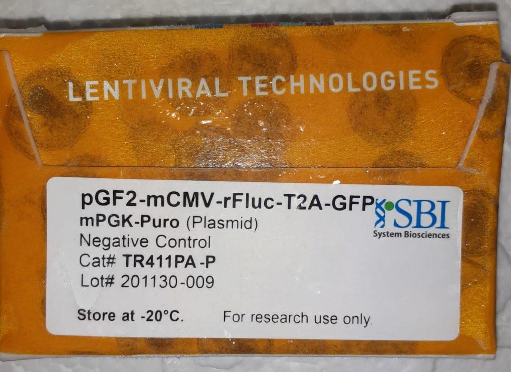 SBI Lentiviral Technologies